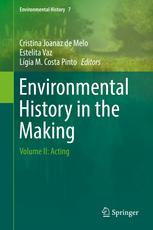 Cover Springer EnvHistory
