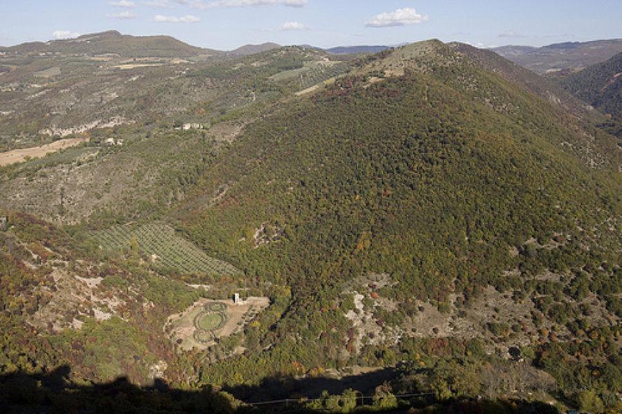 Restauro paesaggistico ed ambientale del Bosco di San Francesco
