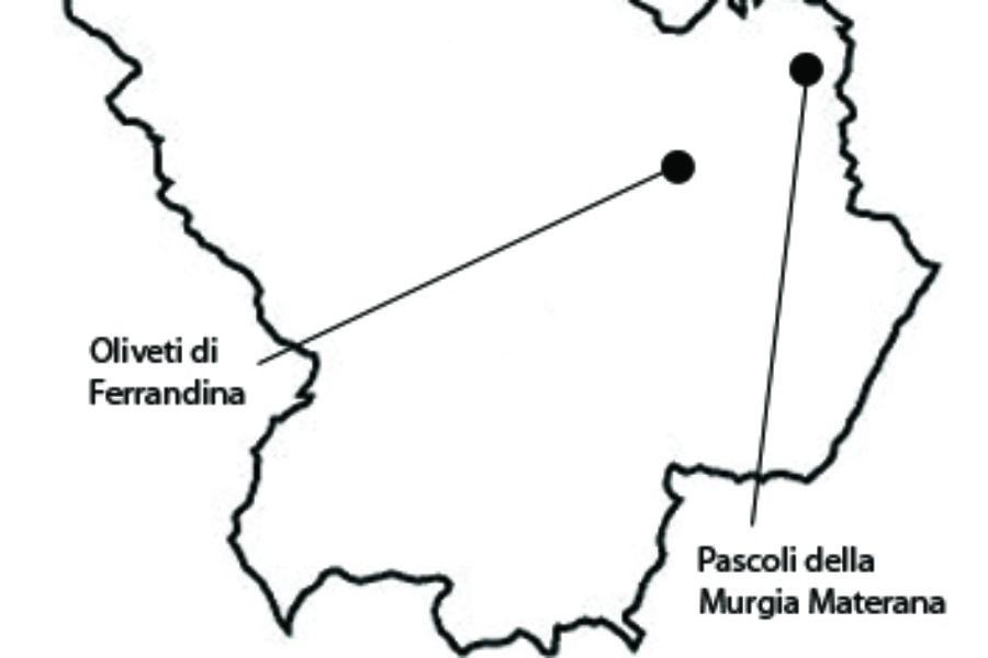 Basilicata en