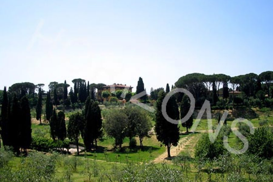 Conferenza: The Tuscan Villa Estate Healthy Living in a Sustainable Landscape
