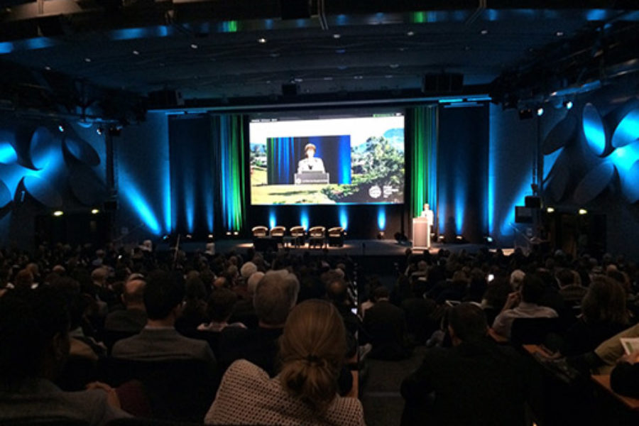 Paris Global Landscape Forum  at COP 21 and  landscape restoration