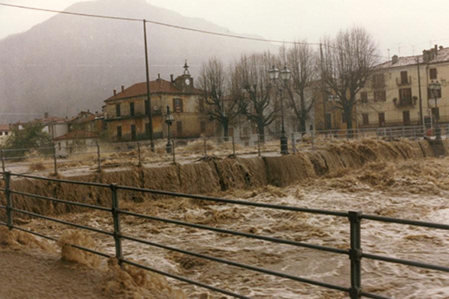 Alluvioni, clima e paesaggio