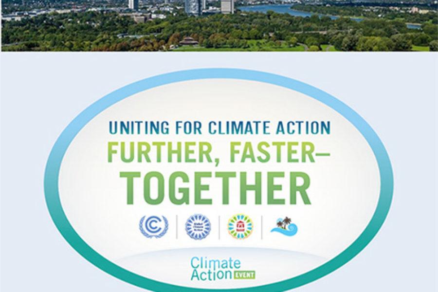 COP CLIMA Bonn 10 novembre