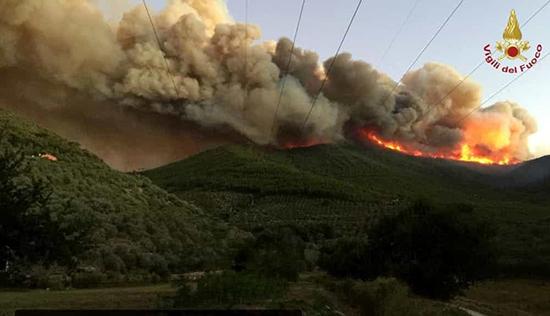 incendio Monte Serra 25 settembre 2018-2-2