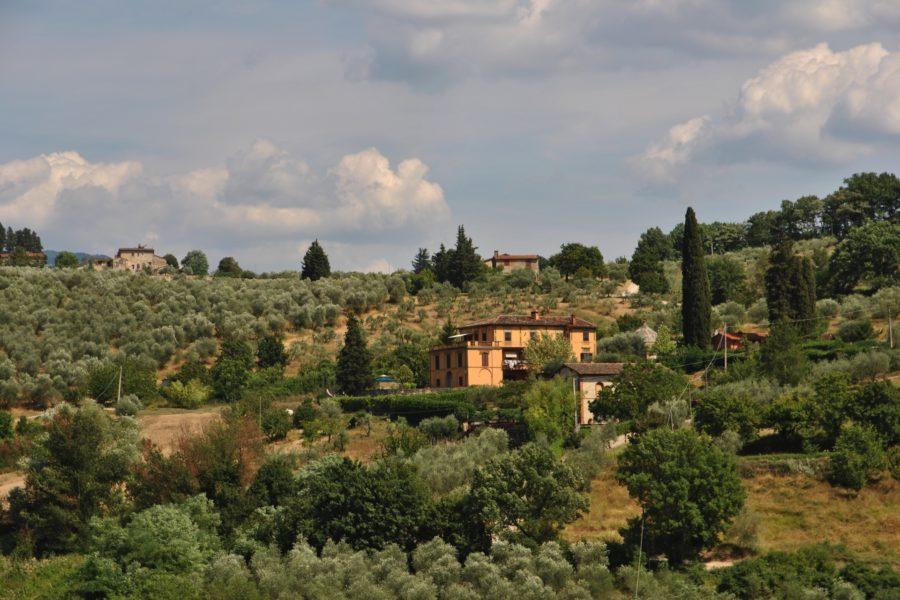Adeguamento del Piano Strutturale del Comune di Rignano al PIT (Piano di Indirizzo Territoriale) della Regione Toscana