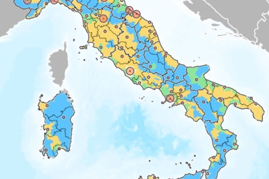Coronavirus, agricoltura tradizionale come modello per ripartire Lo studio dell'Università di Firenze